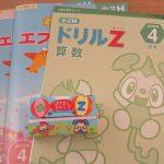 Z会 小学2年生コース4月号に取り組んでみた感想。【1年先取り】
